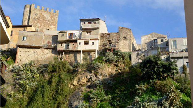 castello di brolo, dissesto idrogeologico, Messina, Cronaca