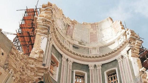 Cattedrale di Noto, crollo, incuria, Siracusa, Cronaca