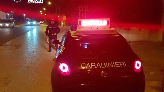 arnesi da scasso, carabinieri, Siracusa, Cronaca