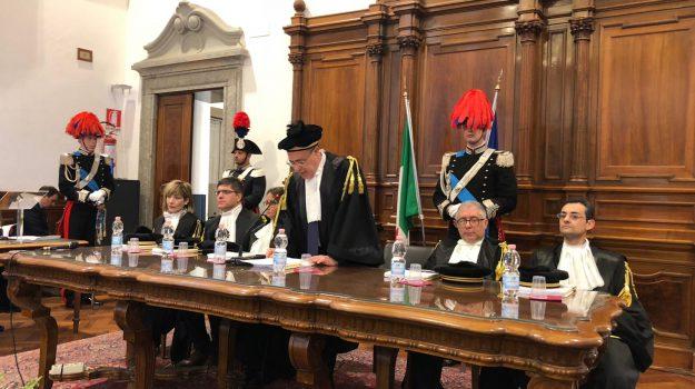 anno giudiziario 2019, Corte dei conti, Guido Carlino, Sicilia, Cronaca