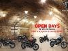 Al via tre giorni di Open Day nei concessionari Triumph