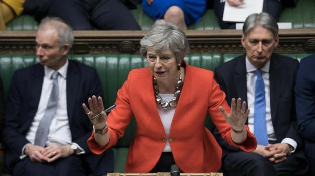 brexit, DIMISSIONI, Theresa May, Sicilia, Mondo