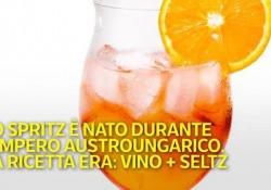 Effetto spritz:chi ci guadagna dal boom del cocktail Così il cocktail negli ultimi dieci anni è diventato uno dei simboli dell'aperitivo all'italiana - CorriereTV