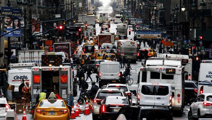 Svolta a New York, verso l'introduzione di tassa su ...