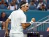 Miami, avanti Federer e Ferrer: eliminato Zverev