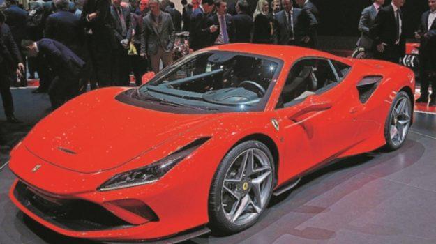 auto, F8, Ferrari, Sicilia, Economia
