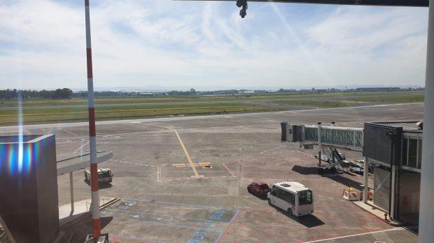 aerei, sciopero, sit in, Palermo, Economia