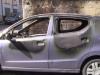 L'auto di Chiara Natoli a fuoco a Palermo: si sgonfia la pista mafiosa, forse rifiuti bruciati