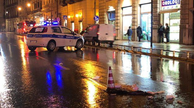 Incidenti, segnaletica, via roma, Giusto Catania, Palermo, Cronaca