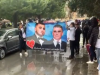 Duplice omicidio a Palermo, allo Zen corteo e striscioni per i funerali di Antonino e Giacomo Lupo: il video