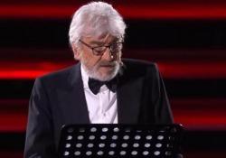 Gigi Proietti a Italia's Got Talent, «interpreta» Achille Lauro ed è esilarante La rivisitazione in chiave ironica della musica pop - LaPresse