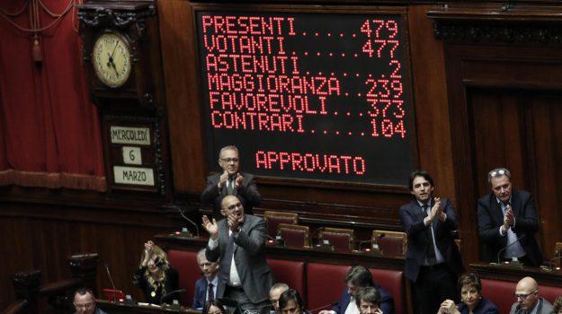 camera, legittima difesa, Senato, Matteo Salvini, Sicilia, Politica