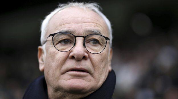 allenatore, champions, roma, Claudio Ranieri, Sicilia, Calcio