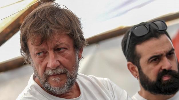 Mare Jonio, migranti, Luca Casarini, Agrigento, Cronaca