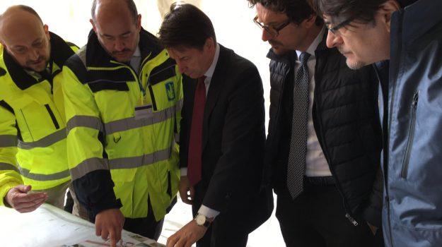 agrigento-caltanissetta, Danilo Toninelli, Giuseppe Conte, Caltanissetta, Economia
