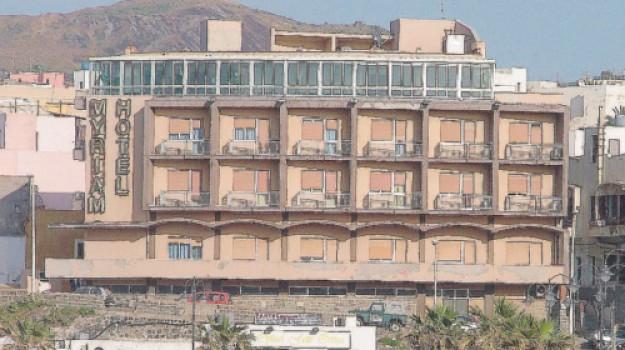 contrada Bue Marino, Hotel Myriam, Libero Consorzio di Trapani, Trapani, Economia