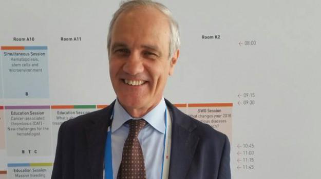 Ematologo, leucemia, Francesco Lo Coco, Palermo, Cronaca