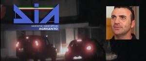 Nel riquadro Andrea Puntorno, celebre capo ultras della Juve