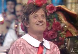 Quando Mario Marenco indossava i  panni di Riccardino  L'attore e umorista aveva 85 anni - Corriere Tv
