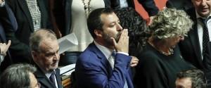 Ok a legittima difesa: Salvini esulta ma mancano i voti dei cinquestelle, dubbi dei magistrati