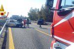 Incidente sulla Messina-Catania