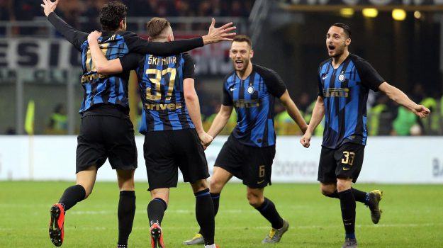 derby, Milan Inter, SERIE A, Sicilia, Calcio