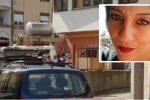 Il luogo dell'omicidio di Alessandra Musarra a Messina la notte fra il 6 e il 7 marzo