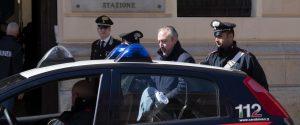 L'ex deputato regionale Paolo Ruggirello, arrestato questa mattina