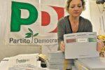 Il Partito Democratico ennese va al voto, in due per la carica di segretario