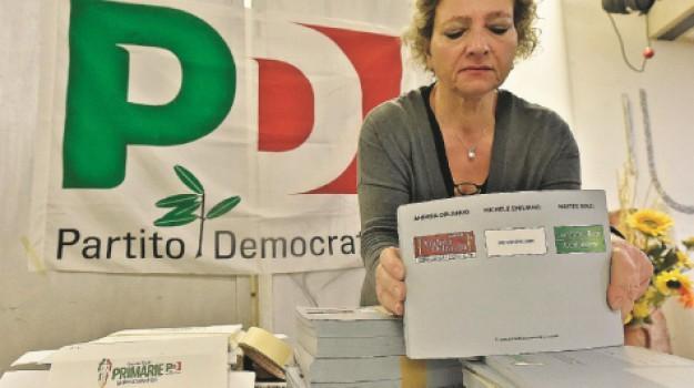 elezioni, pd, segretario regionale, Enna, Politica
