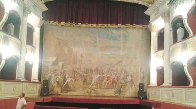 Regina Margherita di Racalmuto, teatro di Racalmuto, Emilio Messana, Agrigento, Cultura