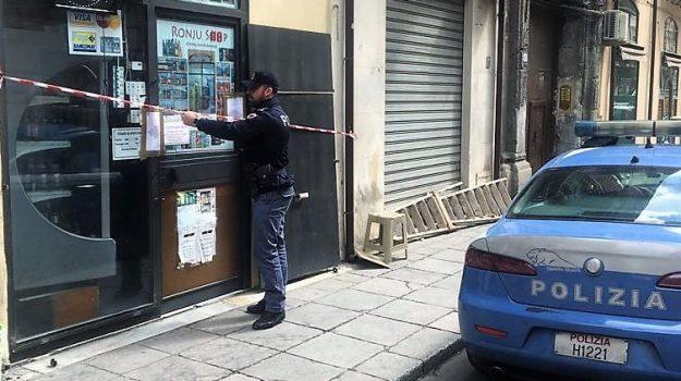 Palermo, rapinatore ucciso, via maqueda, Palermo, Cronaca