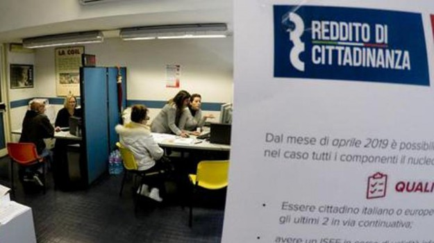 lavoro in nero, reddito di cittadinanza, sferracavallo, Palermo, Cronaca