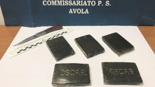 cocaina, hashish, Concetta Puglisi, Corrado Gennuso, Siracusa, Cronaca