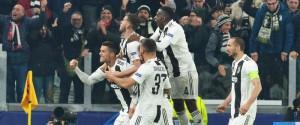Ronaldo fa l'alieno: tre gol del portoghese, la Juve ribalta l'Atletico e vola ai quarti di finale