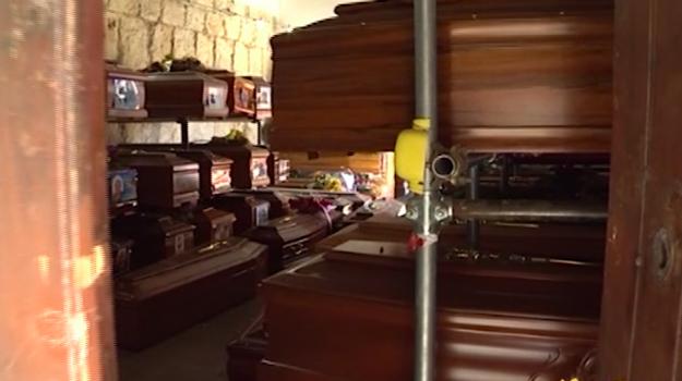 cimiteri, truffe, Palermo, Cronaca