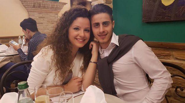 Incidenti, Salvatore Calafato, Ylenia Giurdanella, Agrigento, Messina, Cronaca