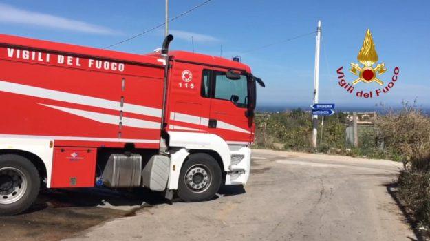 catania, incendio casa playa, lungomare catania, Catania, Cronaca