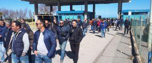 Incubo Blutec, cresce l'ansia dei lavoratori a Termini Imerese: scioperi e sit-in, in campo anche i sindaci