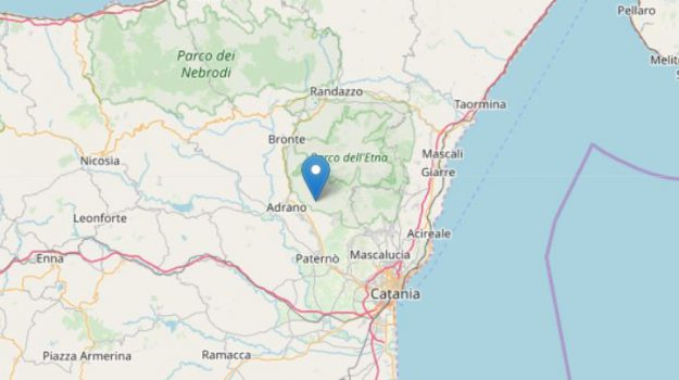 biancavilla, ragalna, sciame sismico, terremoto, Catania, Cronaca