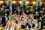 Basket: seconda coppa italia per la Passalacqua Ragusa