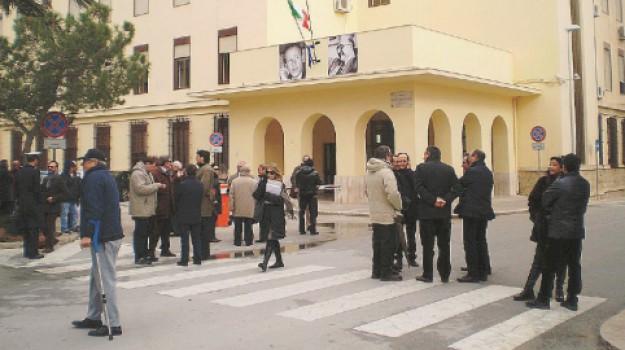 estorsione, tribunale di Marsala, Gaspare D'Aguanno, Giuseppe Bonafede, Trapani, Cronaca