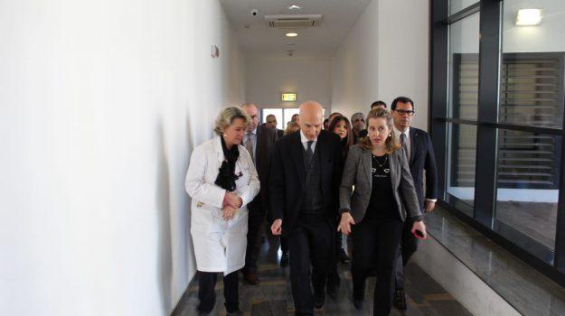 ministro, ospedale bambini, visita, Giulia Grillo, Palermo, Cronaca