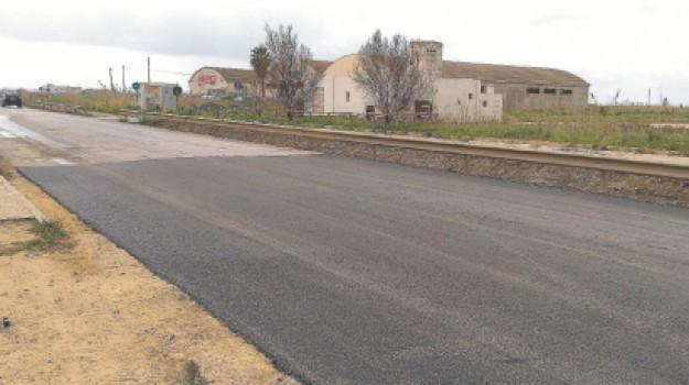 automobilisti, condotta, via Libica, Trapani, Cronaca