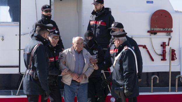favignana, mafia, Vito D'Angelo, Trapani, Cronaca