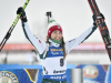 Biathlon, Dorothea Wierer oro mondiale nell'inseguimento