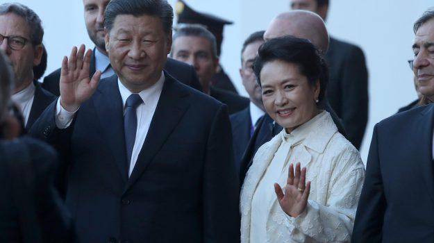 presidente cinese, volo Palermo Cina, Xi Jinping a Palermo, Xi Jinping, Sicilia, Viaggi