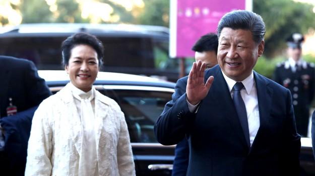 CINA, presidente cinese, strade chiuse palermo, UnAnnodiNotizie2019, Xi Jinping a Palermo, Xi Jinping, Palermo, Cronaca