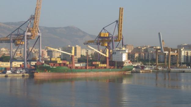 messa in sicurezza, porto di palermo, Barbara Lezzi, Palermo, Economia