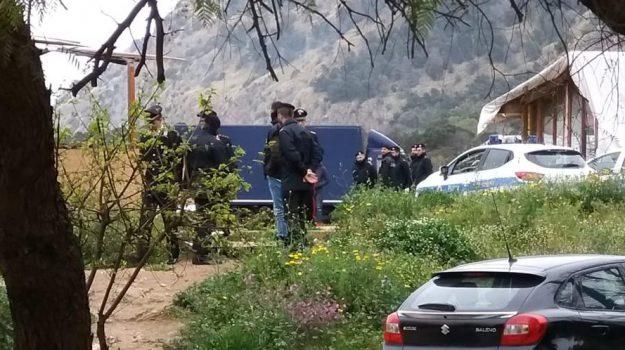 campo nomadi, incendio a palermo, proteste dei residenti, rom, Salvo Cerrito, Palermo, Cronaca